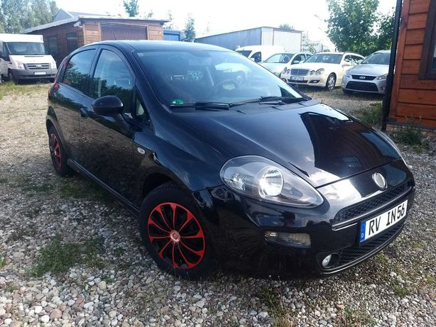 Fiat Grande Punto evo 1,3 JTD klimatronik
