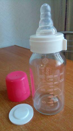 Стеклянная бутылочка Canpol