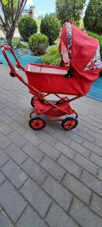 Wózek dla lalek!