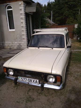 Иж 2125 комби москвич