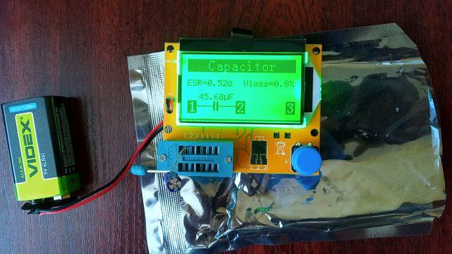 Тестер ESR Tester LCR - T 4 Цена 239грн.