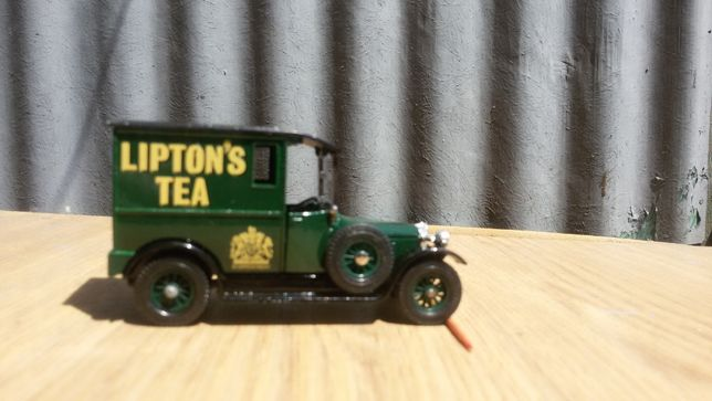 модель 1/43 Talbot Van 1927 от Matchbox