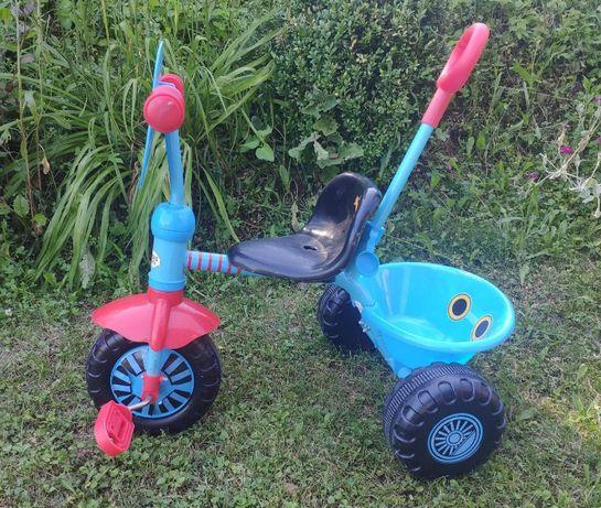 Rowerek dziecięcy Tomek
