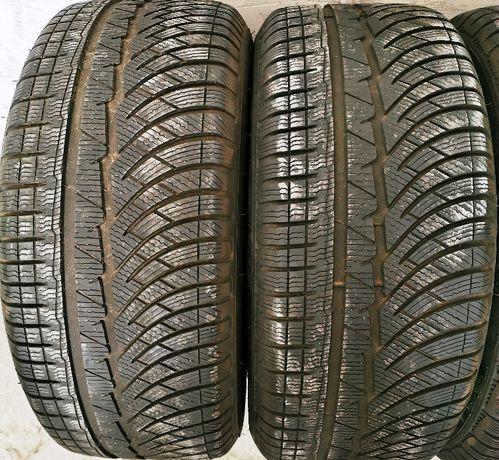 2 x Opony Michelin Pilot 245/45/18 Zima Zimowe MOE BMW