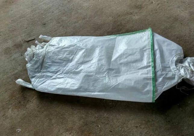 Big Bag worki bagi bagsy beg NOWE UŻYWANE oraz WENTYLOWANE Mocne tanie
