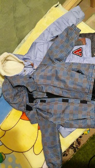 Продам куртки зимняя и осенняя