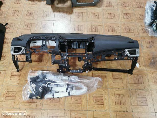 Conjunto de Airbags Hyundai I30 do ano 2014