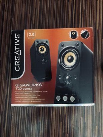 Głośniki Creative 2.0 GigaWorks T20 II
