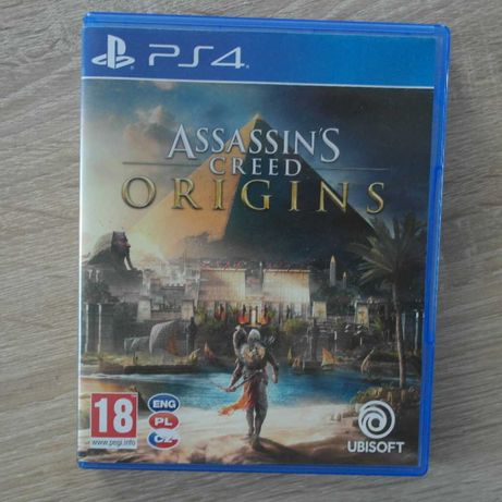 Gra PS4 Assassin's Creed Origins Stan Idealny