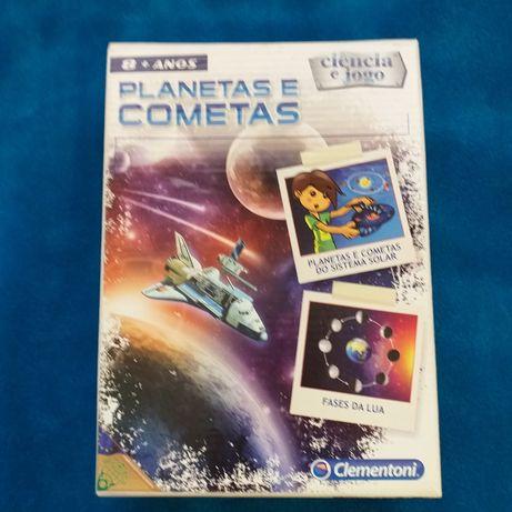 Planetas e cometas