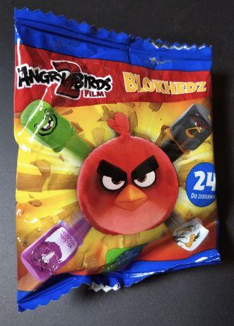 Angry Birds 2 blokhedz saszetki Stokrotka 1,50zł