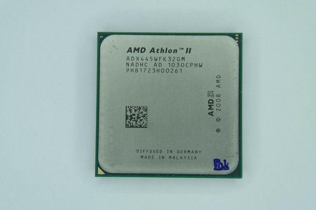 Процессор AMD Athlon II X3 445 3.1GHz сокет АМ3 процесор для ПК