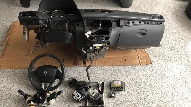 Airbags megane 3
