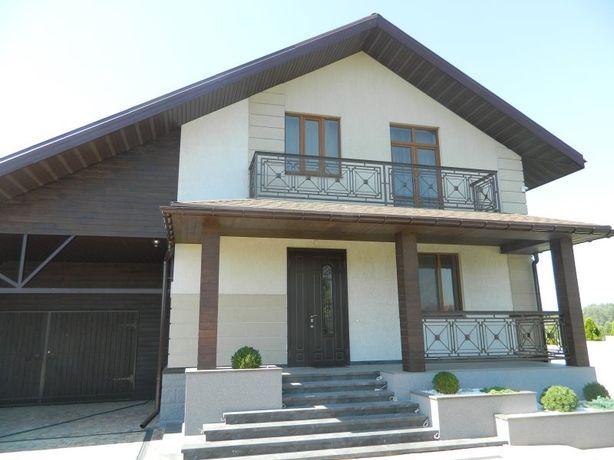 Новый солидный дом. Северная Салтовка, Большая Даниловка.