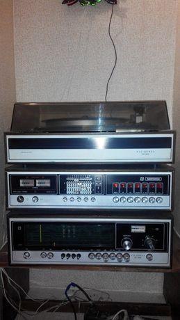 радиотехника виктория. 003 радиола
