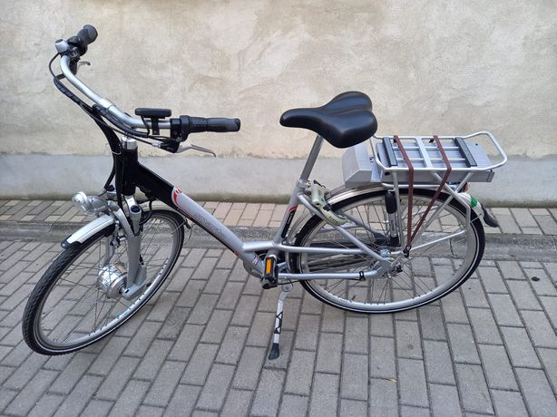 SPARTA C1 rower elektryczny damski nexus miejski damka męski 28cali ko