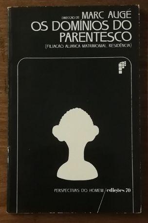os domínios do parentesco, marc auge, edições 70