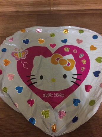 Цифры фольга шары LOL Hello Kitty 5 6 7