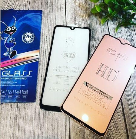 Стекло Xiaomi Mi Play S2 A3 Go Redmi Note 2 4x 5 6 7 8t 9 10 pro lite