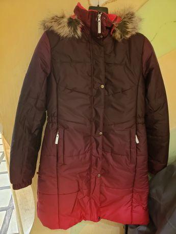 Продам зимнее пальто на девочку LENNE 170 размер .