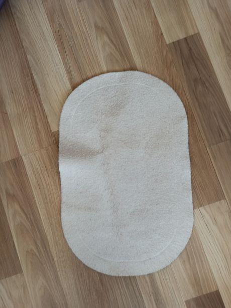 Dywanik łazienkowy biały IKEA