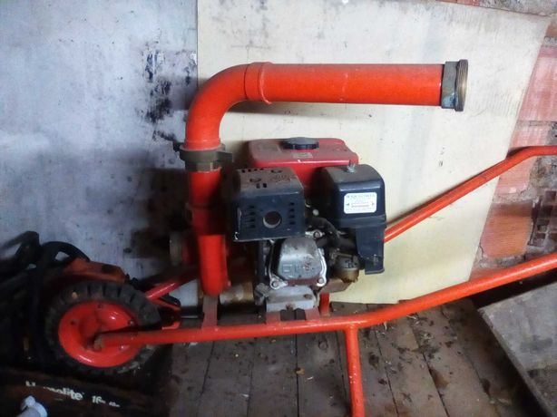 Motor de rega Kama KG200