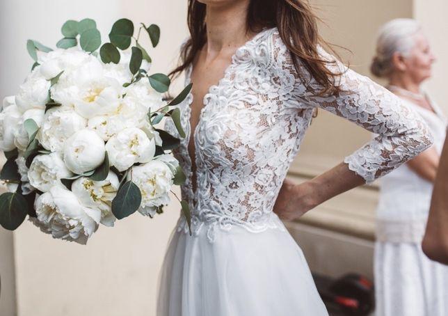 Suknia ślubna Agnieszka Światły Cassandra (personalizowana)