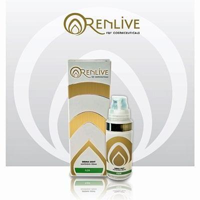 RENLIVE FLEXI Derma Light Krem rozjaśniający przebarwienia 30 ML NOWY