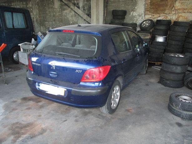 Peugeot 307 ano 2001 P/peças
