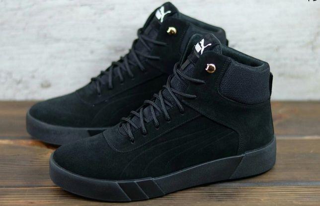 Мужские зимние ботинки Puma