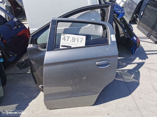 Porta Tras Esquerda Mitsubishi Space Star do ano 2012