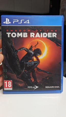 Shadow of the Tomb Raider PS4 PL stan idealny