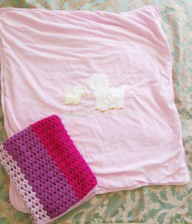 Отдам даром детское одеяло - конверт покрывало плед