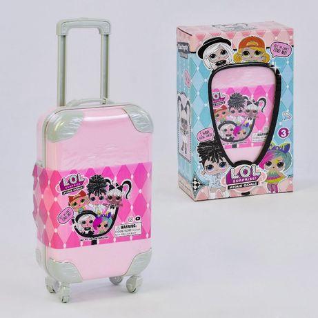 """Кукла """"LOL"""" Лол в капсуле (чемодане) 881 в коробке."""