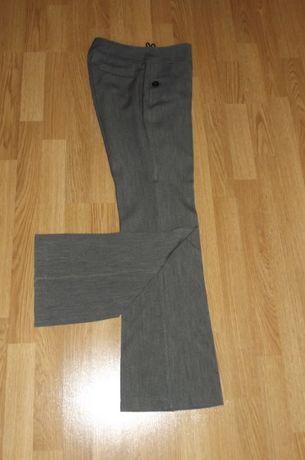 spodnie damskie dzwony 36