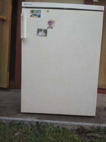 Холодильник з невеликою морозильною камерою
