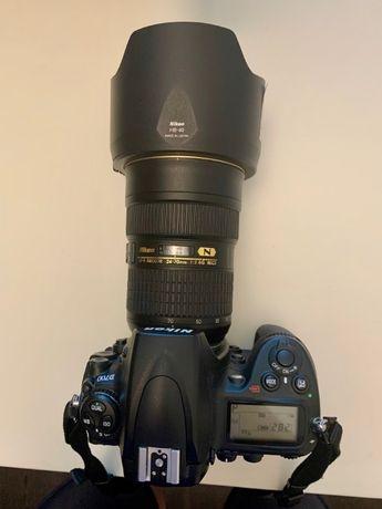 Продам фотоаппарат Nikon D 700 FX Japan с объективом Nikon 24-700
