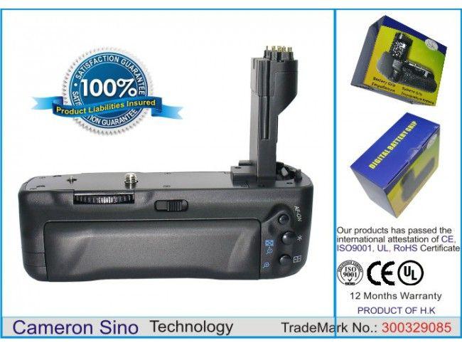 Батарейный блок BG-E6 для Canon EOS 5D Mark II Одесса - изображение 1