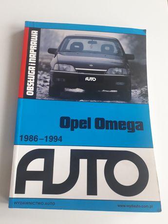 opel OMEGA A od 1986 do 1994 obsługa i naprawa