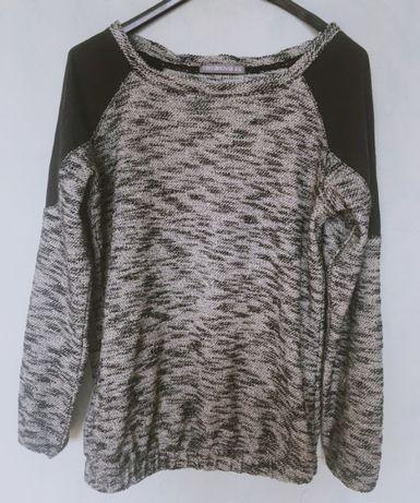 Wzorzysty sweterek Terranova r XS/S
