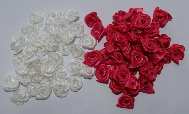 Aplikacja RÓŻA różyczki BIAŁE różowe na ŚLUB