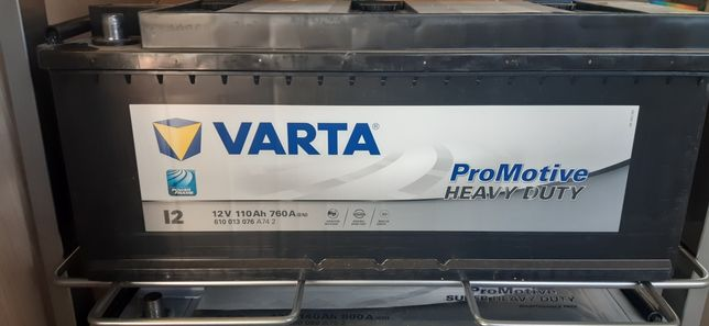 Akumulator VARTA ProMotive 110AH 760A nowy świeży do claas renault