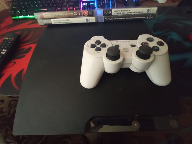 PlayStation 3 slim 320