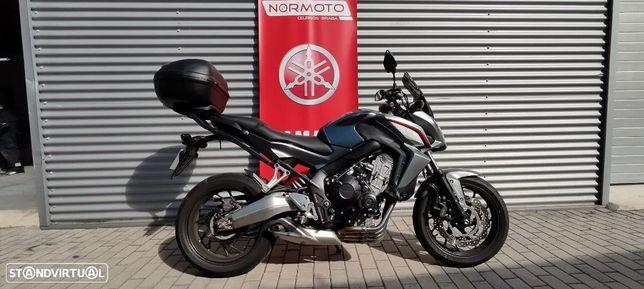 Honda CBF  CB650FA