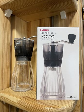 Hario Octo кофемолка