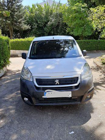 Peugeot Partner 100cv 2017