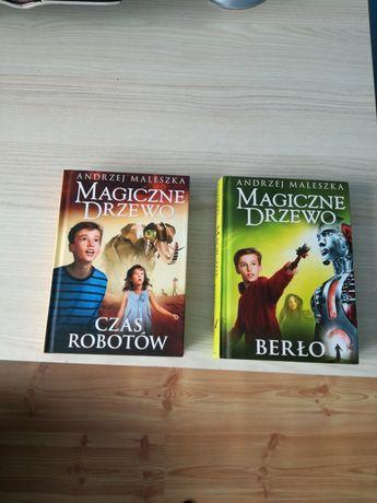 Książka Magiczne drzewo