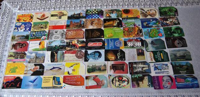 !!! Kolekcja kart telefonicznych !!!
