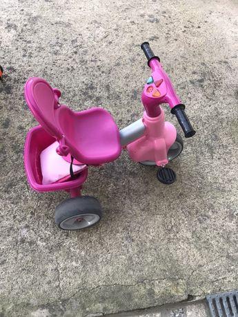 Vendo triciclo Feber em excelente estado