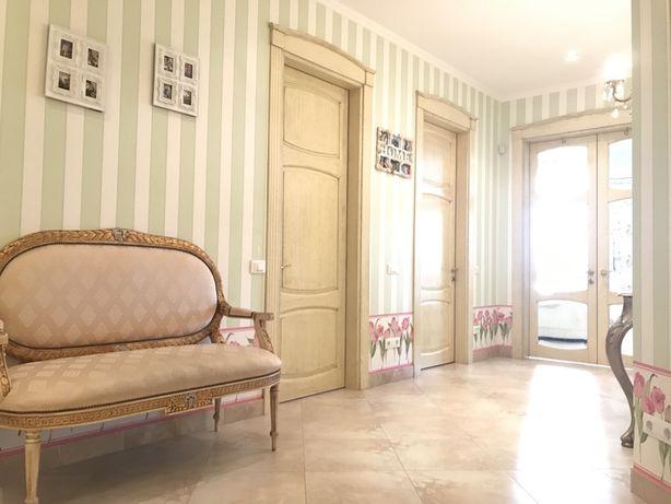 Продам свою 3к квартиру  в Доме Каркашадзе, Зарс, 2 спальни, 134м.